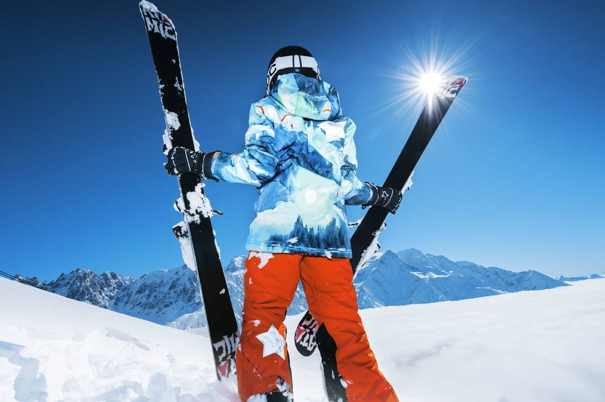 Snow-covered Landscape Winter Crazy Dress trouser Sock For Men Women kid