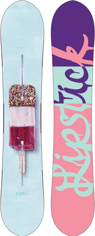 Burton Lipstick Women's Snowboard