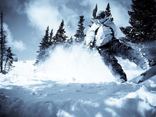 Freeride Snowboards
