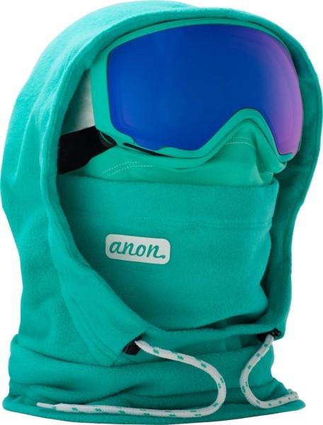 Burton Women's MFI Fleece Helmet Hood Clava
