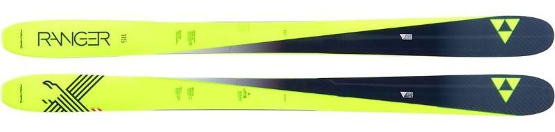 Fischer Ranger 115 powder skis