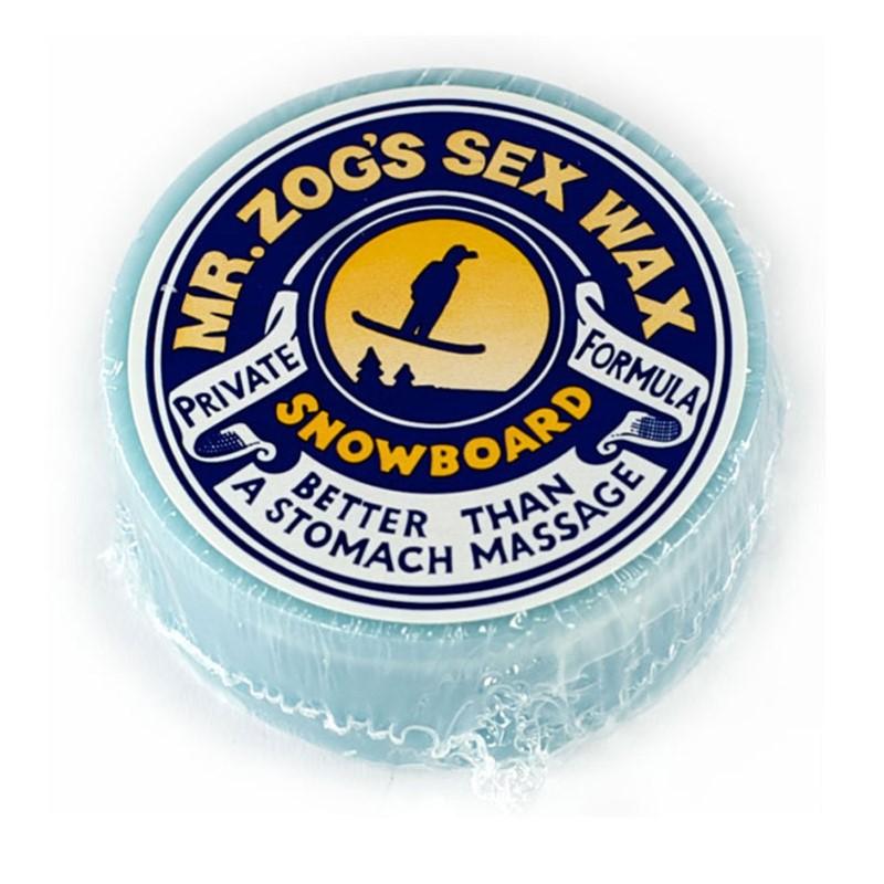 Mr Zogs Sex Wax Snowboard Wax Mild Blue