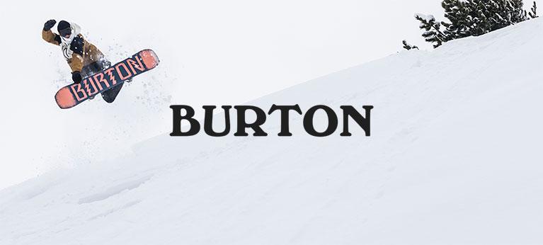 Burton Brand