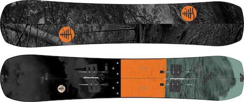 Burton Dump Truck Split Splitboard