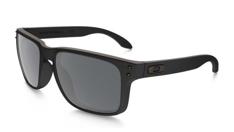 Oakley Holbrook Iridium Sport Sunglasses-min