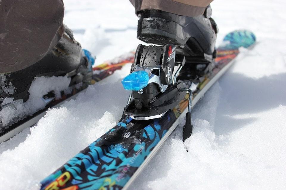 Ski Binding Open