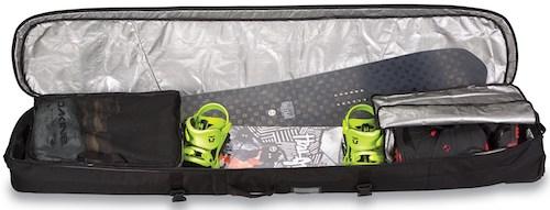 best snowboard bags