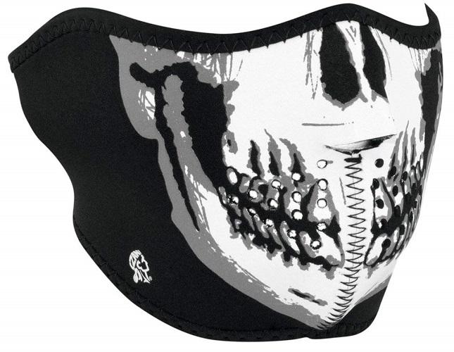 Zanheadgear WNFM002H Neoprene Half Face Mask,